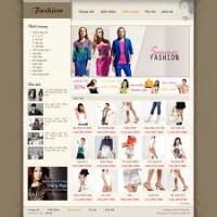 Lab 06: Thiết layout Web Shop thời trang Bầu