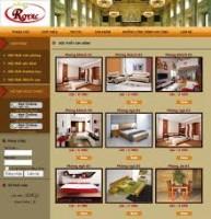 Lab 5: Thiết kế layout Web Nội thất