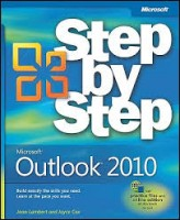 EBook Step By Step OutLook 2010